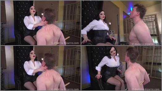 Bizarrmistress Bella Lugosi starring in video The perfect punishment preview
