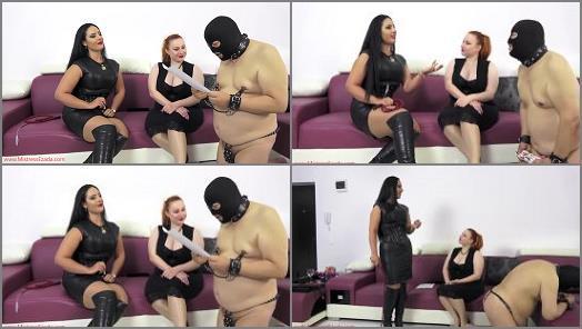 Ezada Sinn starring in video From fan to slave preview