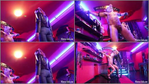 Mistress Iside starring in video CARNAGE BALLS preview