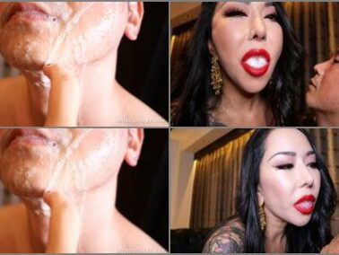 K2s.cc - Mistress Youko starring in video 'Spitting On Your Dirty Face'
