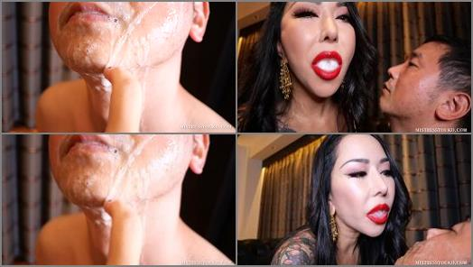 Mistress Youko starring in video Spitting On Your Dirty Face preview