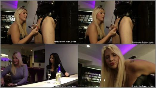 Mistress Zita starring in video Chastity with Slave sold for 5 Euro preview
