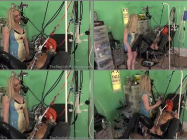 Electric Play - The English Mansion – Electric Milking Machine – Complete Movie -  Mistress Sidonia