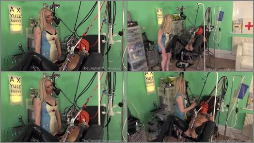 The English Mansion  Electric Milking Machine  Complete Movie   Mistress Sidonia  preview
