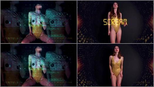 Eva de Vil starring in video Bust the Rebellion Fembot Supremacy 2 preview