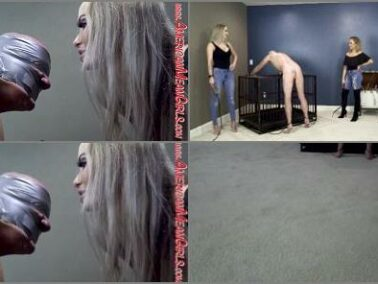 Caning - 'Let Her Have as Much Fun as She Wants' of 'THE MEAN GIRLS' studio