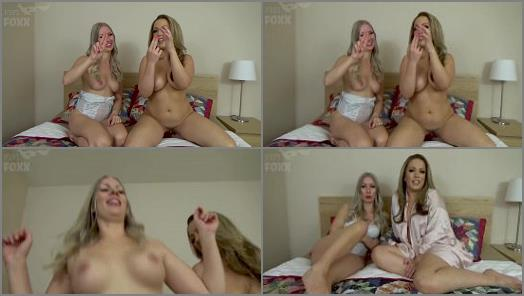 Sydney Paige Carmen Valentina starring in video Lesbian Moms Teach Son About Women  preview