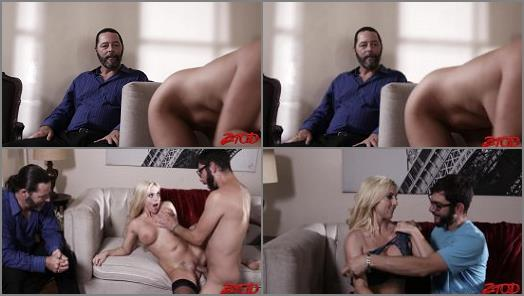 Christie Stevens starring in video Hot wife creampie 2 preview