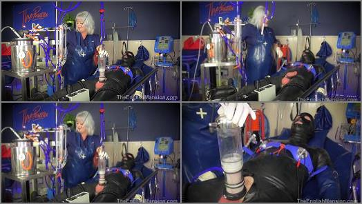 Domina Sara starring in video Treated At The Practice  Part 3 of The English Mansion studio preview
