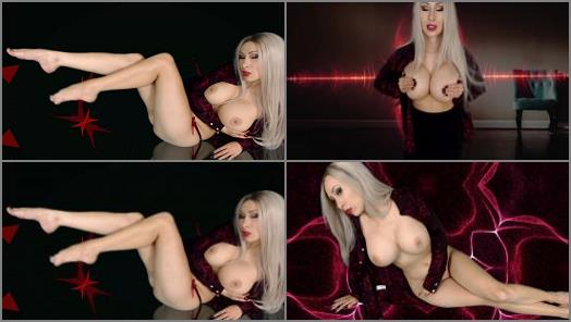 Emily Valentina starring in video The Red Room preview