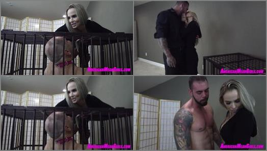 Goddess Platinum starring in video My Old Cum Eating Cuck of The Mean Girls studio preview