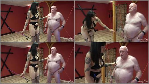Mistress Fei starring in video CBT Training of Perfect Sin studio preview