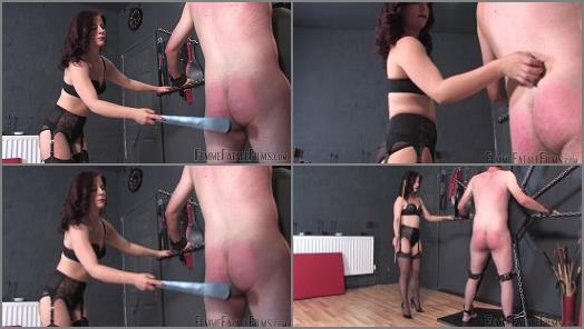 Mistress Lola Ruin starring in video Dont Lie To Lola  Super HD  Complete Film of Femme Fatale Films studio preview