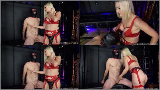 Mistress Nikki Whiplash starring in video Suck Cock For Mistress  Part 2 of The English Mansion studio preview