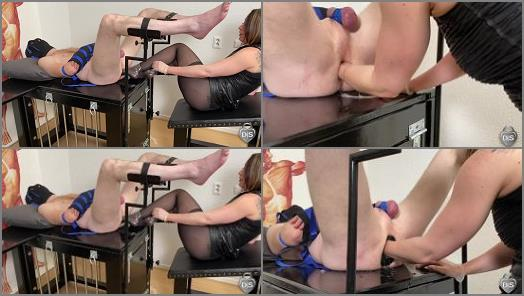 Mistress Noir starring in video HARDCORE FISTING AND FOOT FUCKING ON MY SLAVE preview