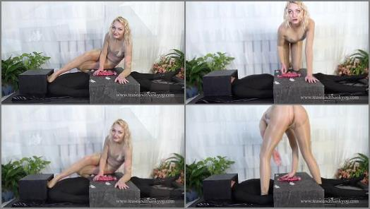 Mistress Velma in video The Goddess Wishes Tears  Part 1 of Tease And Thank You studio preview