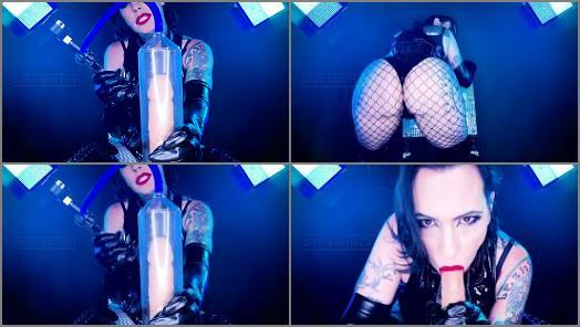 Siren SaintSin starring in video Milking Factory preview