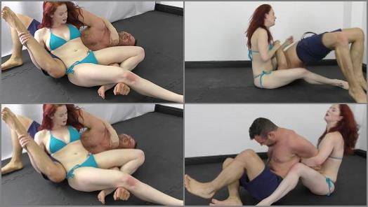 Sovereign Redhead of Mixed Wrestling Zone studio preview