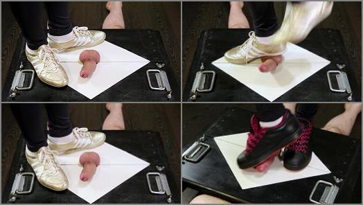 Sport Sneakers in Action CBT and Ballbusting of House of Era studio preview