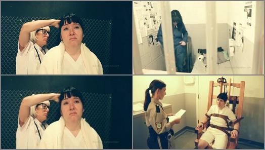 Black Widow  Lita Lecherous and Elise Graves  Black Widow Imprisoned and Sentenced to End of Life  Prison  Law Enforcement  Nurse preview
