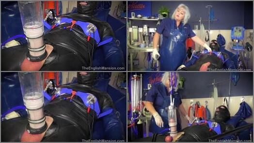 Domina Sara starring in video Treated At The Practice  Complete Movie of The English Mansion studio preview