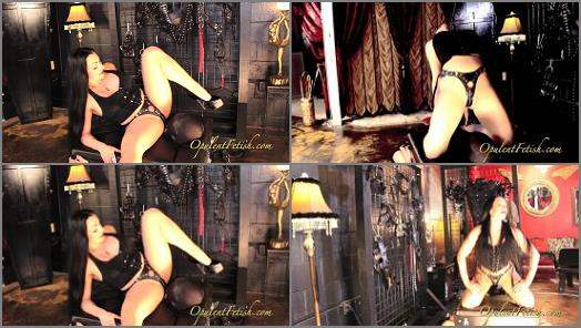 Goddess Cheyenne starring in video Smothered Pantyhose Domination preview