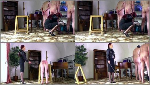 Corporal Punishment Fantasy - 'PUNISHED BY GODDESS SOPHIA I' of 'OWK' studio