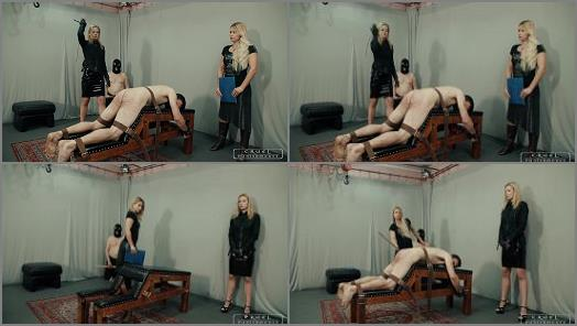 Extreme Domination - 'Punishment institution XI Part 1' of 'Cruel Punishments' studio