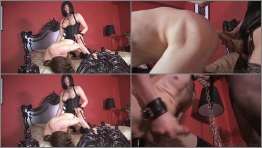 Mistress Abaddon starring in video Bitch Slave  Complete Film of Femme Fatale Films studio preview