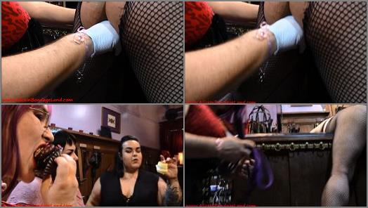Sissy Joy Birthday Part 1 Spanking Pegging preview