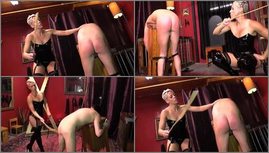 THE CANING SESSION preview