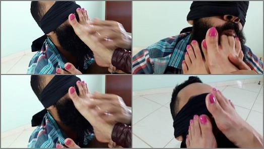 Toes fetish – LOLITA FEET – Footworship – Close – Up Toes, Pink Nails