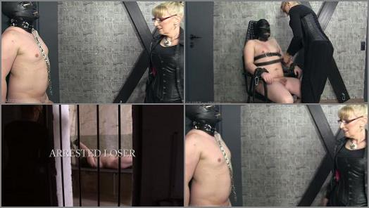 Lust And Pain  Arrested Loser 03   Lady Annita von Dix preview