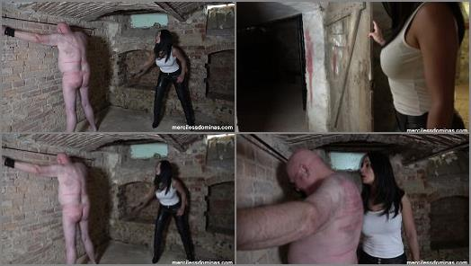 British Domme – Merciless Dominas, Mistress Mera online, Know Your Place – WHIPPING