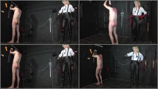 Mistress Akella starring in video Off The Wall  Super HD of Femme Fatale Films studio preview