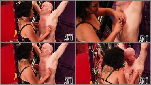 Mistress An Li starring in video Nipple Devastation preview
