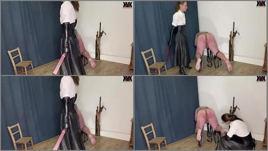 Mistress Krush UK Strapping My Boy preview