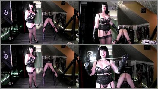 Corporal Punishment Fantasy – Mistress Von Medisin 2020, Caning for punishment with Worship for reward part 1