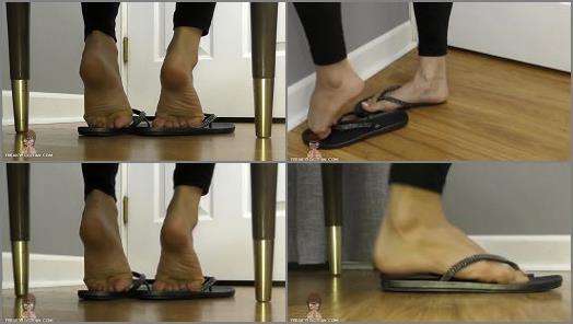 Flip Flops – Terra Mizu 2021, Toe-curled crazy