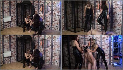 Humiliation – Ava Von Medisin – Sub Gets Fed Massive Cock Part 1