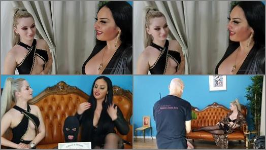 Behind The Scenes at the House of Sinn with Miss Sarah Dom preview