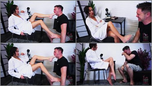 Toe Sucking – Bratty Foot Girls – Ama – Curing your Gag reflex