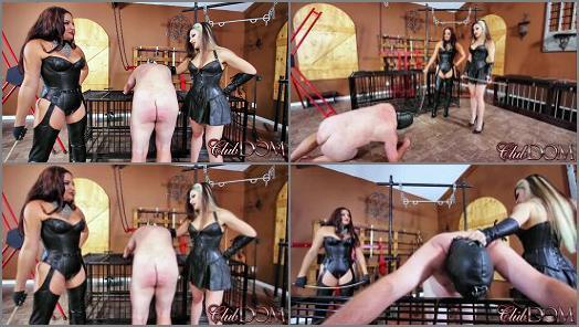 Cruel Unusual FemDom  ClubDom  Slave 43s Training   Michalle Lacy Princess Isobel Devi preview