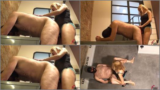 Femdom Insider MP4  Drilling his Ass   Miss Lesly preview