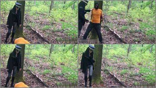 Boot Fetish – Mistress Blackdiamoond – Ballbusting and Kicking With Boots