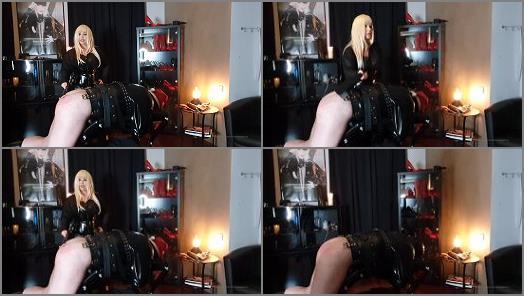 Mistress Patricia  800 STROKES FOR SANTAS LITTLE HELPER preview