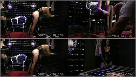 Obey Nikita  Slave Inspection preview