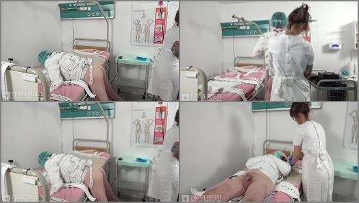 K2s – Private Patient – Straitjacket and Segufix 01 –  Dr. Eve