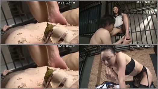 Scatshemale –  Wakabayashi Miho Goddess Of Filthy Toilet Vomit Gerosuka 16 Human Decay Series – GS-19