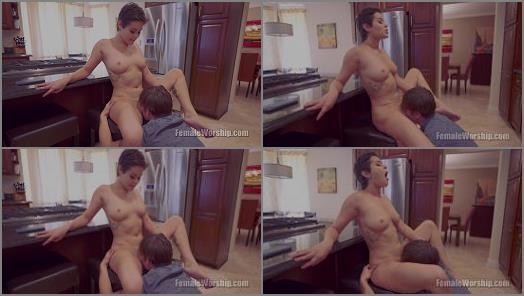 Femdom 4k – Female Worship – Back To Worshipping Me –  Nicole Aria